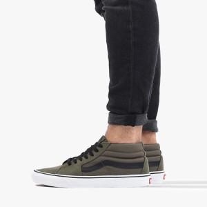 נעליים ואנס לנשים Vans SK8-Mid - ירוק