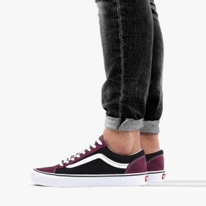 נעליים ואנס לנשים Vans Style 36 - סגול
