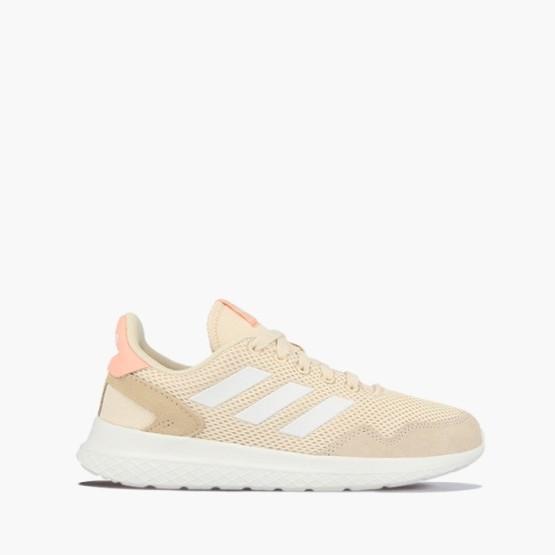 נעליים אדידס לנשים Adidas Archivo - לבן/כתום