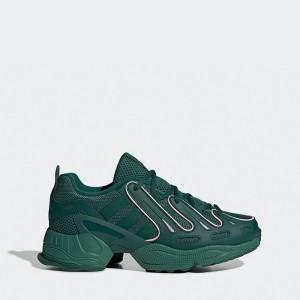 נעליים Adidas Originals לנשים Adidas Originals Equipment Gazelle W - ירוק