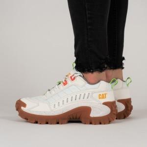 נעלי טיולים קטרפילר לנשים Caterpillar Intruder - לבן
