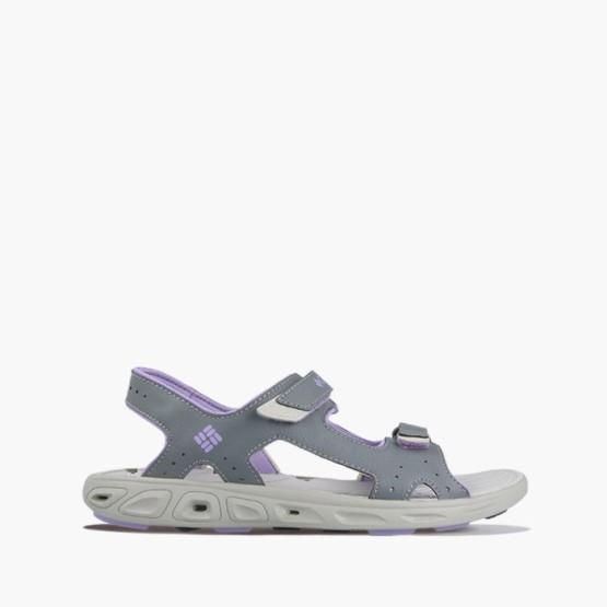 נעליים קולומביה לנשים Columbia YOUTH TECHSUN V - אפור