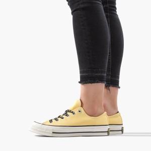 נעליים קונברס לנשים Converse Chuck Taylor 70 OX Psy Kicks - צהוב