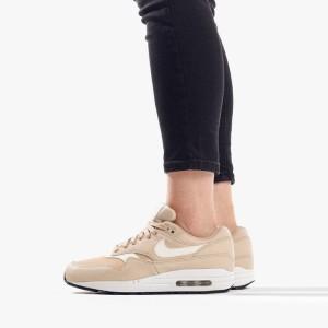 נעליים נייק לנשים Nike Air Max 1 Premium - בז'