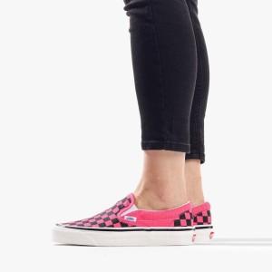 נעליים ואנס לנשים Vans Classic Slip-On - ורוד