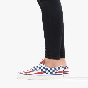 נעליים ואנס לנשים Vans Era 95 DX - לבן  כחול  אדום