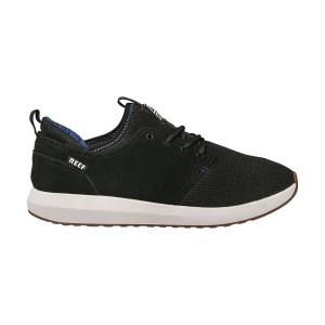 נעליים ריף לגברים Reef  CRUISER BLACK WHITE AQUA - שחור