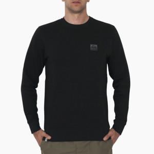 בגדי חורף ריף לגברים Reef REEF CLASSIC CREW STA - שחור