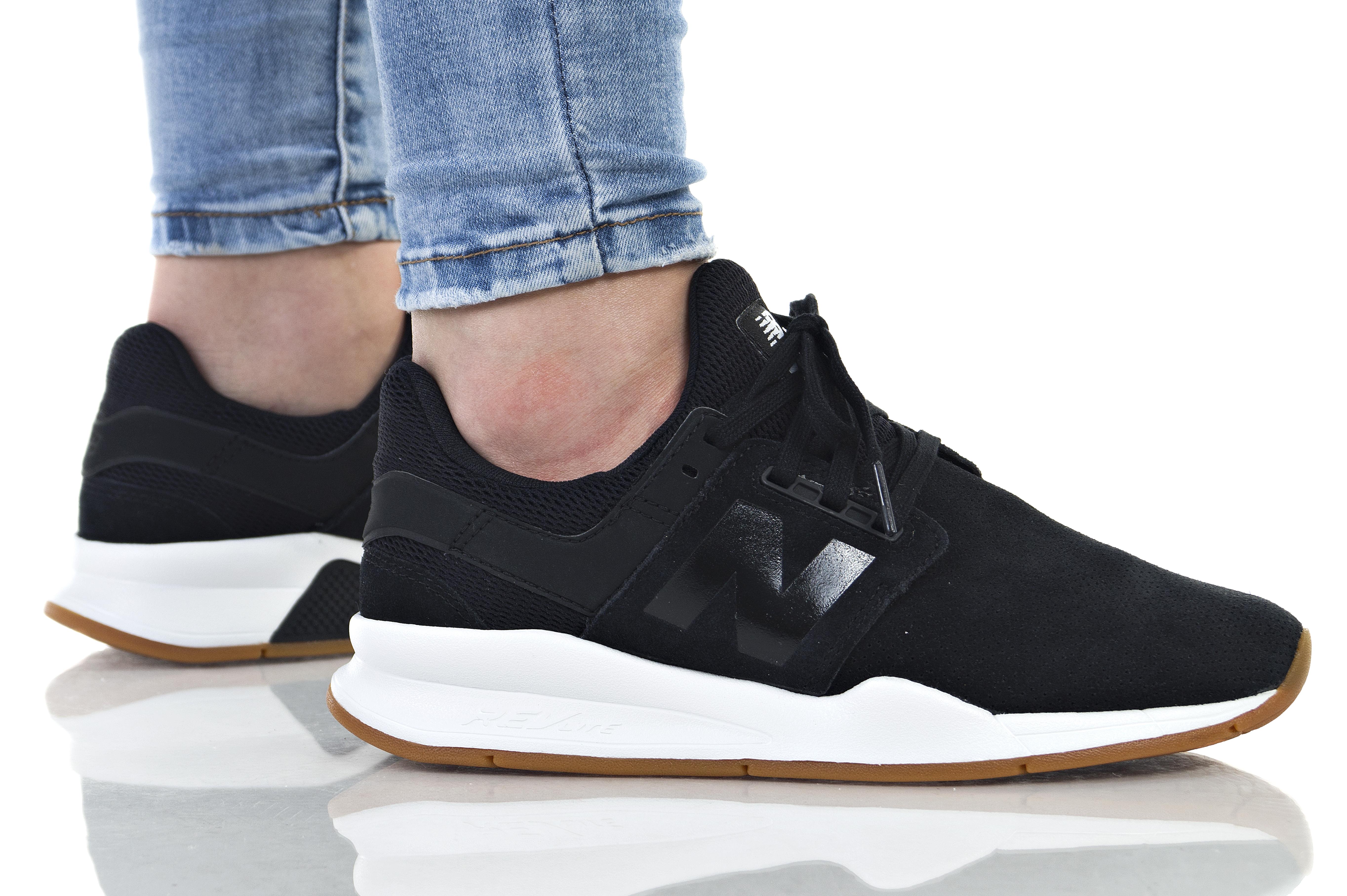 נעליים ניו באלאנס לנשים New Balance 247 - שחור