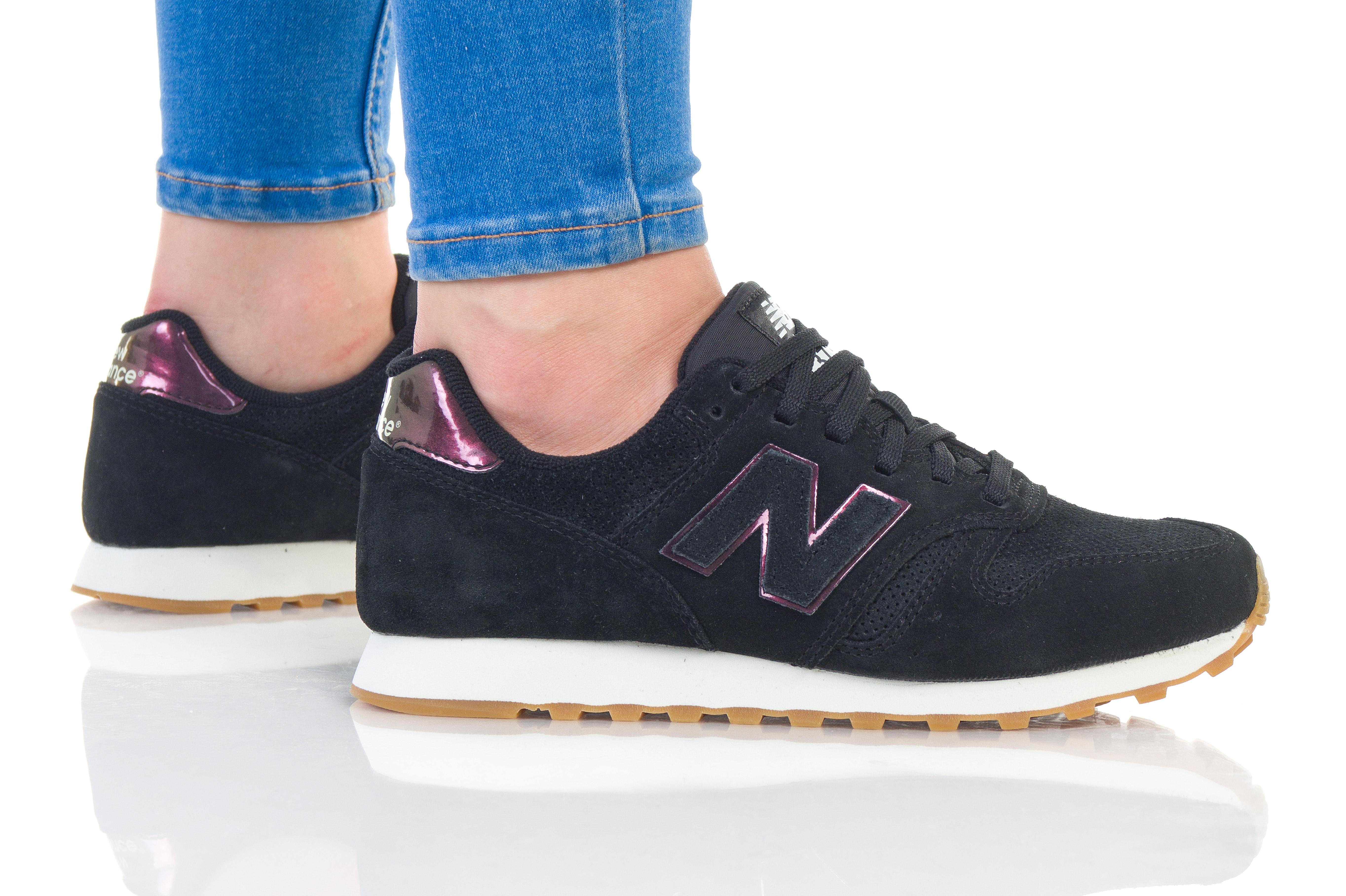 נעליים ניו באלאנס לנשים New Balance 373 - שחור
