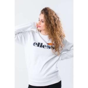 סווטשירט אלסה לנשים Ellesse Agata - לבן