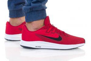 נעליים נייק לגברים Nike DOWNSHIFTER 9 - אדום