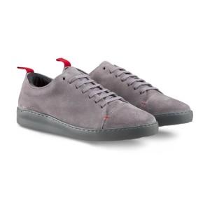 נעליים נו ברנד לגברים NOBRAND Art - אפור