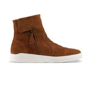 נעליים נו ברנד לגברים NOBRAND Bailey - חום