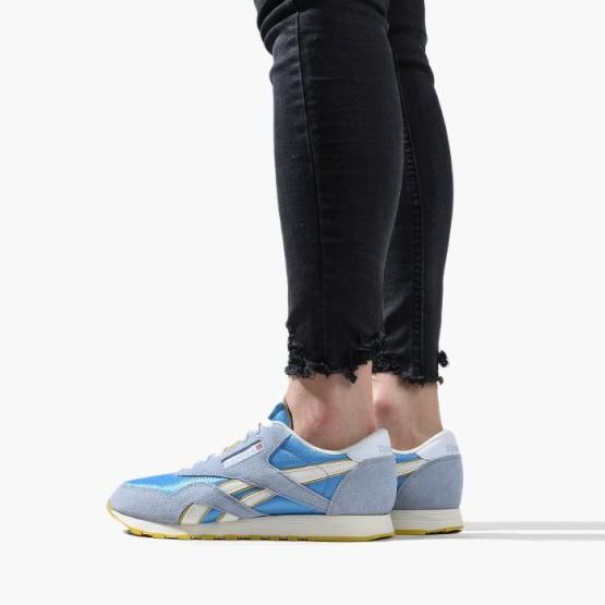 נעליים ריבוק לנשים Reebok Classic Nylon - כחול