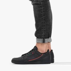 נעליים Adidas Originals לגברים Adidas Originals Continental 80 - שחור/ירוק