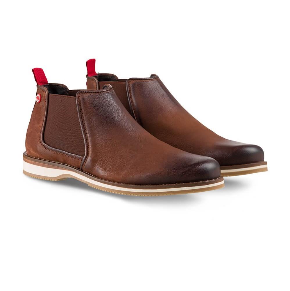 נעליים נו ברנד לגברים NOBRAND Deeply - חום