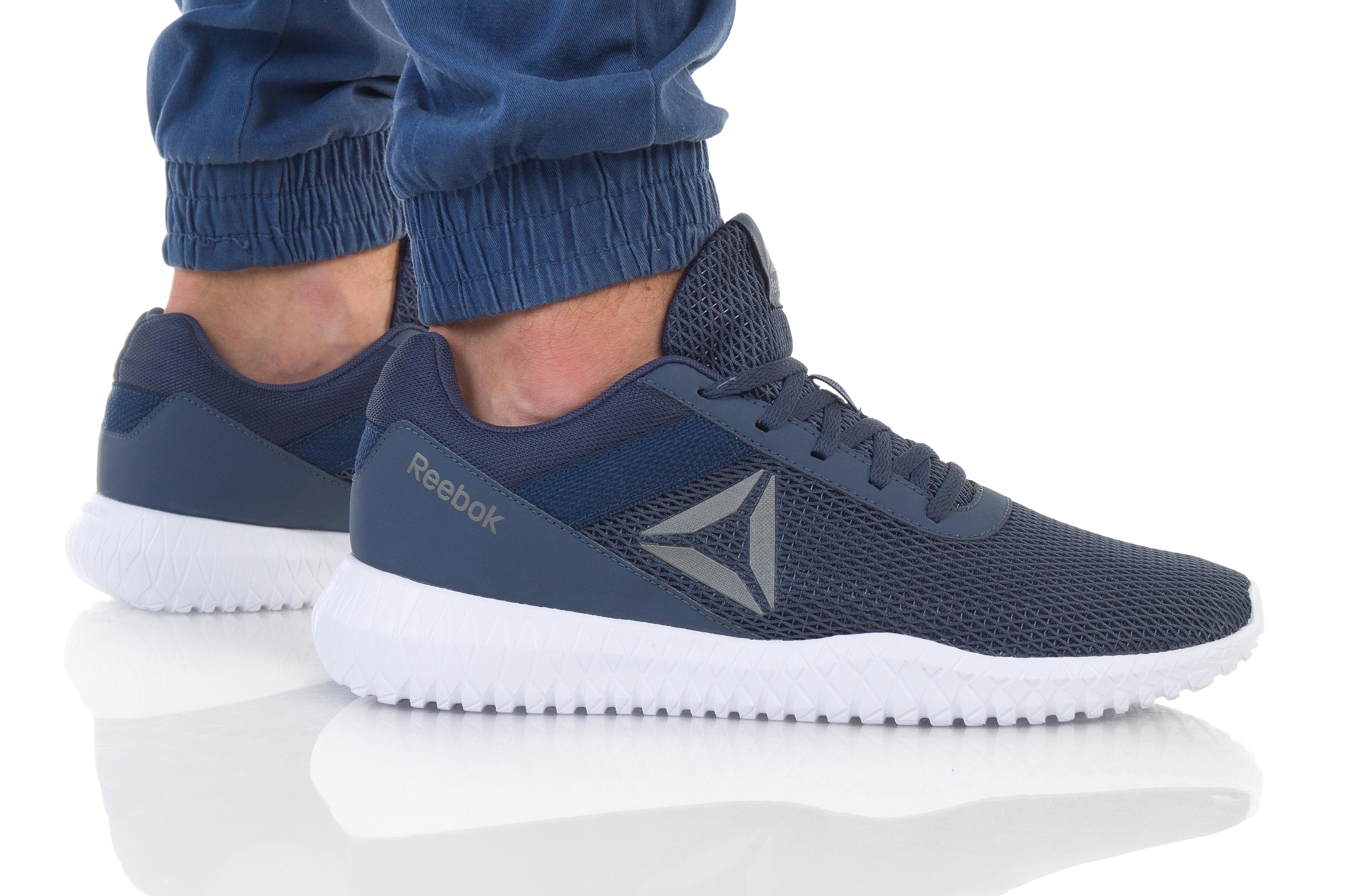 נעליים ריבוק לגברים Reebok Flexagon Energy TR - כחול כהה