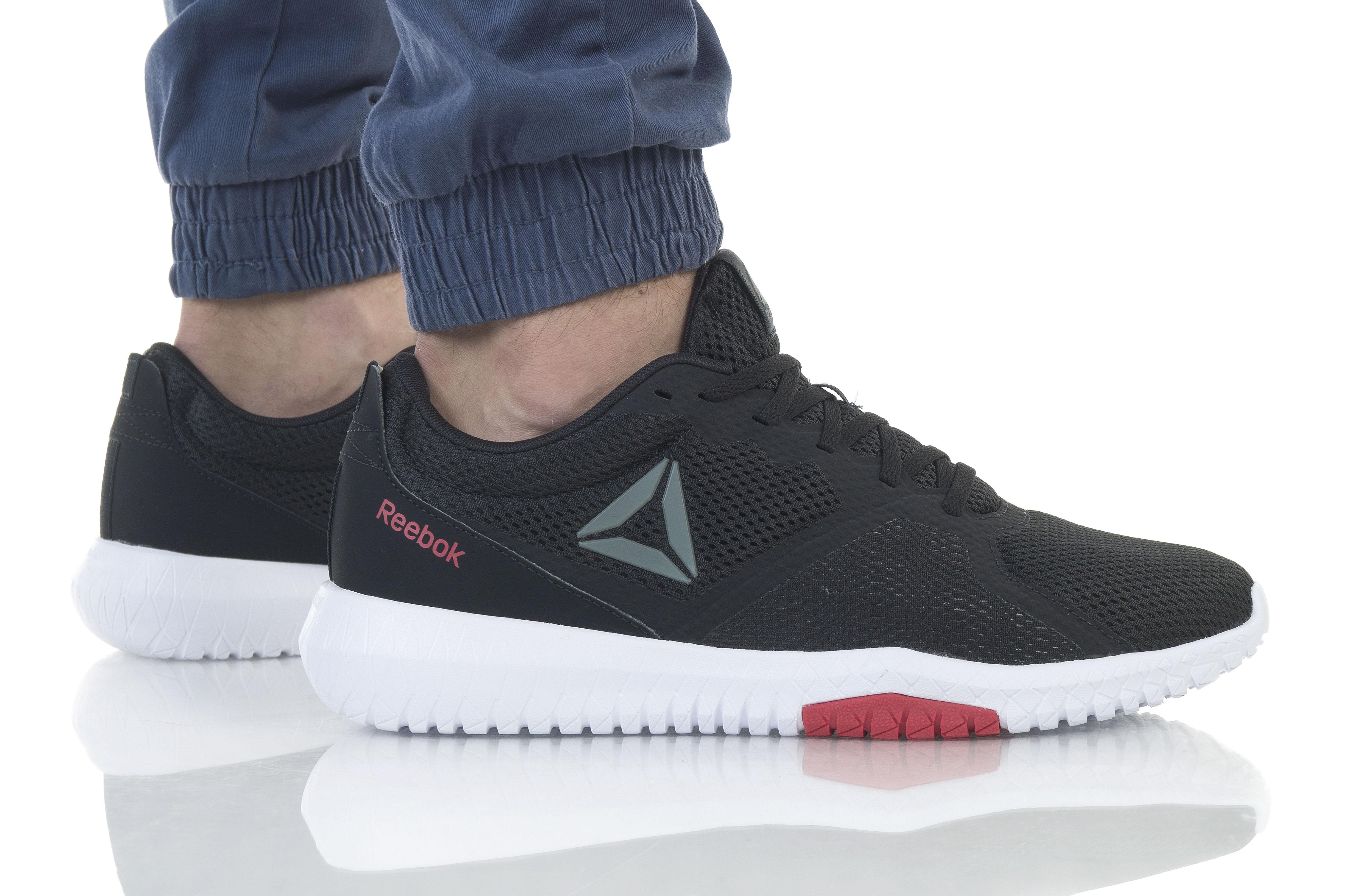 נעליים ריבוק לגברים Reebok Flexagon Force - שחור