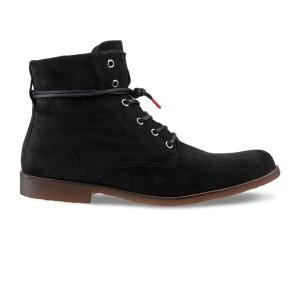 נעליים נו ברנד לגברים NOBRAND Ferrio - שחור