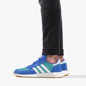 נעליים Adidas Originals לגברים Adidas Originals Marathon Tech - כחול