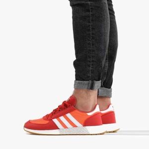 נעליים Adidas Originals לגברים Adidas Originals Marathon Tech - אדום