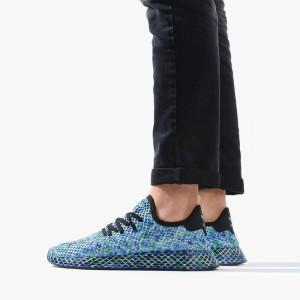 נעליים Adidas Originals לגברים Adidas Originals  Deerupt Runner - כחול