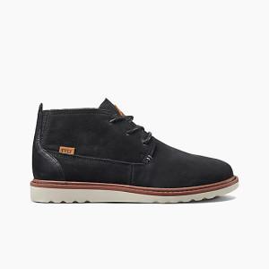 נעליים ריף לגברים Reef VOYAGE BOOT - שחור