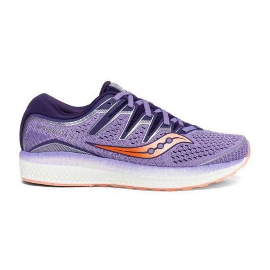נעלי ריצה סאקוני לנשים Saucony TRIUMPH ISO 5 - סגול