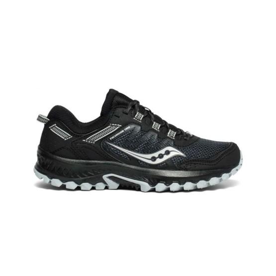 נעלי ריצה סאקוני לנשים Saucony VERSAFOAM EXCURSION TR13 - שחור