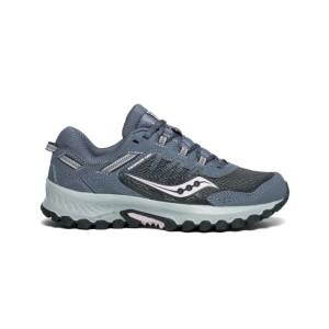 נעליים סאקוני לנשים Saucony VERSAFOAM EXCURSION TR13 - אפור כהה