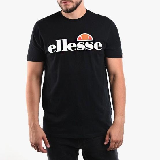 חולצת T אלסה לגברים Ellesse SL Prado - שחור