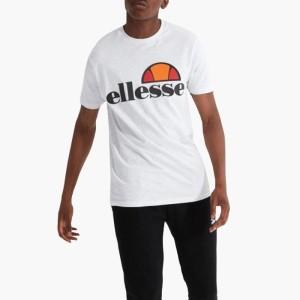 חולצת T אלסה לגברים Ellesse SL Prado - לבן