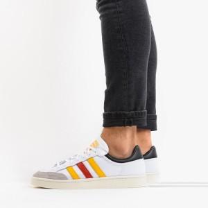 נעליים אדידס לגברים Adidas Originals Americana Low - לבן