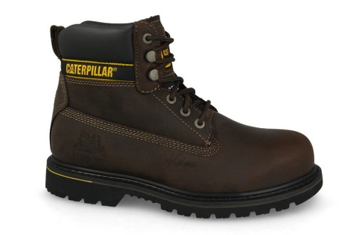 מגפיים קטרפילר לגברים Caterpillar Holton - שחור