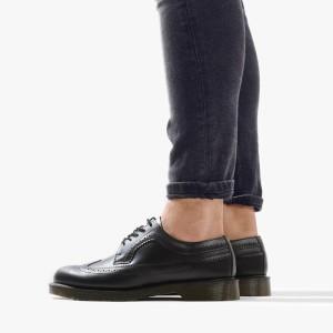 נעליים אלגנטיות דר מרטינס  לגברים DR Martens  Black Smooth - שחור