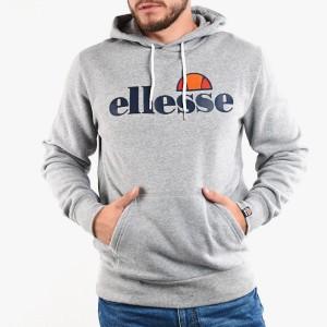 בגדי חורף אלסה לגברים Ellesse Gottero OH - אפור