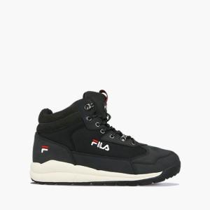 מגפיים פילה לגברים Fila Alpha Mid - שחור