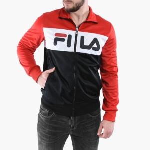 בגדי חורף פילה לגברים Fila Balin - לבן/אדום