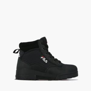 נעליים פילה לגברים Fila Grunge II Mid - שחור