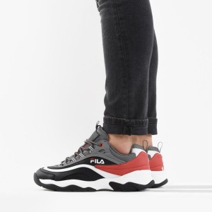 נעליים פילה לגברים Fila Ray CB Low - אפור