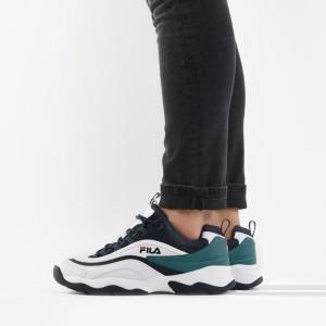 נעליים פילה לגברים Fila Ray CB Low - לבן