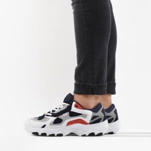 נעליים פילה לגברים Fila Select low - צבעוני בהיר