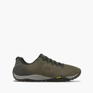 נעלי טיולים מירל לגברים Merrell Parkway Emboss Lace - חאקי