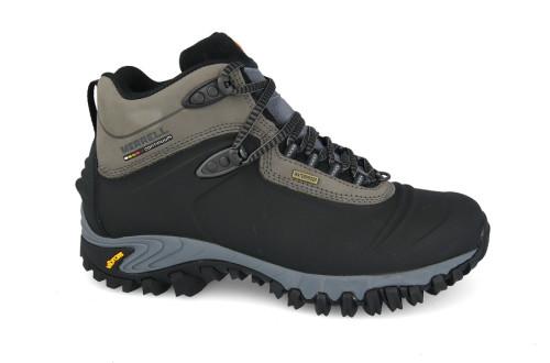 נעלי טיולים מירל לגברים Merrell THERMO 6 WATERPROOF - שחור