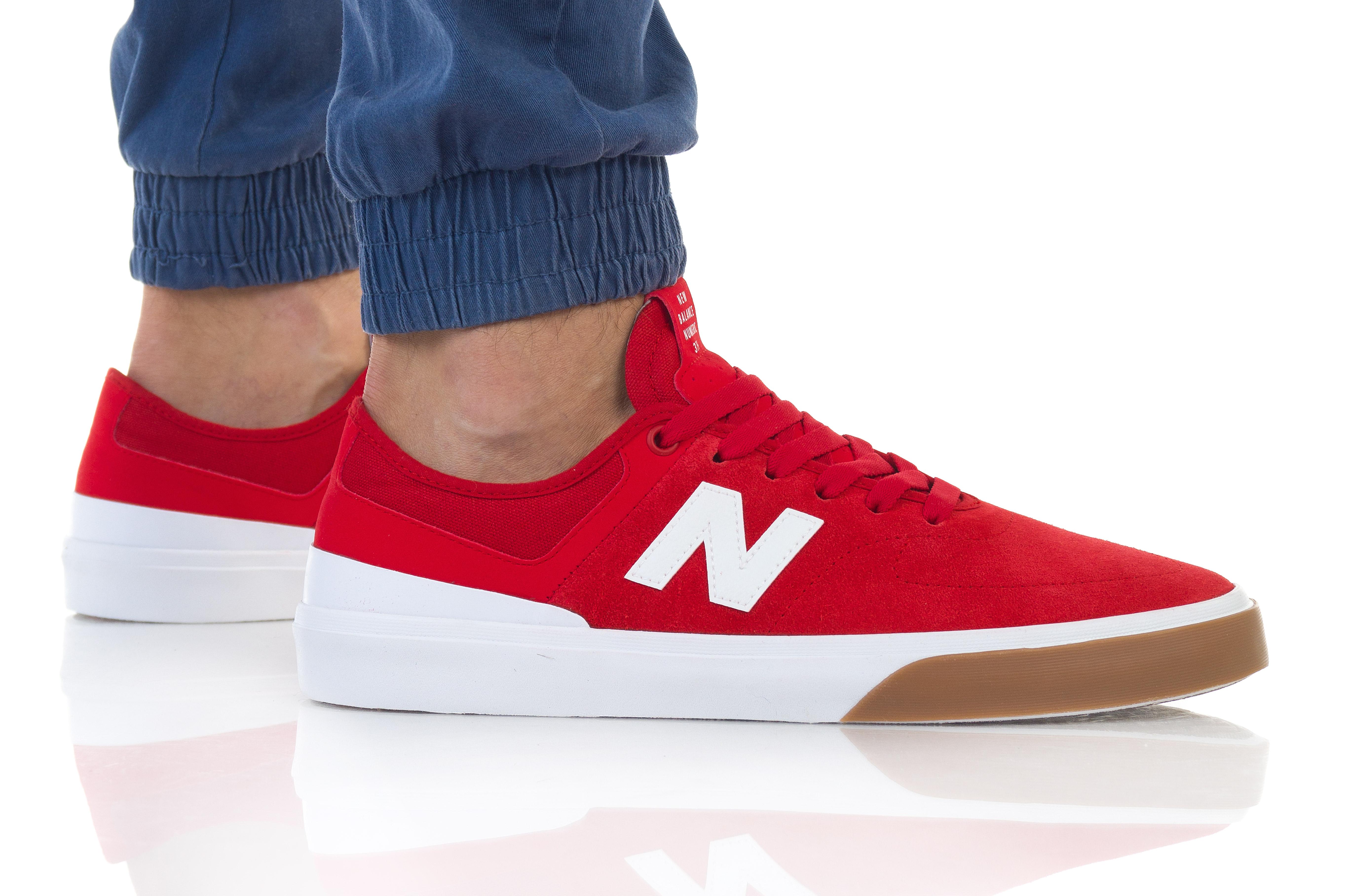 נעליים ניו באלאנס לגברים New Balance 379 - אדום