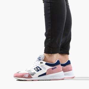 נעליים ניו באלאנס לגברים New Balance  Made In UK Camo - לבן/ורוד