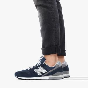 נעליים ניו באלאנס לגברים New Balance CM996BM - אפור/כחול