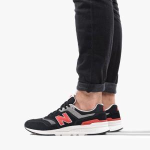 נעליים ניו באלאנס לגברים New Balance CM997HD - שחור/אדום
