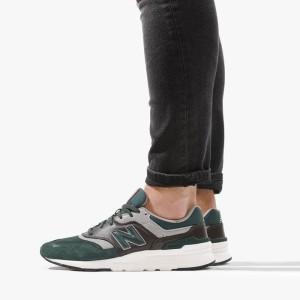 נעליים ניו באלאנס לגברים New Balance CW997HXA - אפור/ירוק